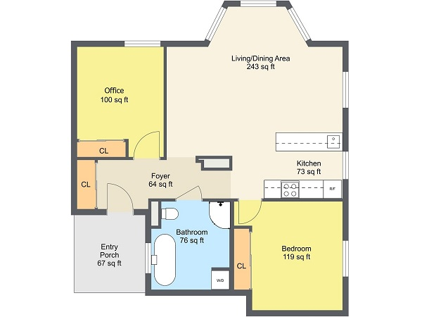 Plan for home