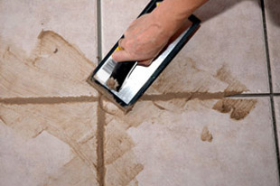 prevention the grout from cracking