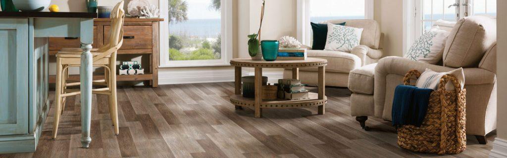 rigid core flooring in Miami, FL