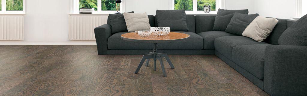 mohawk dark hardwood flooring in Miami, FL