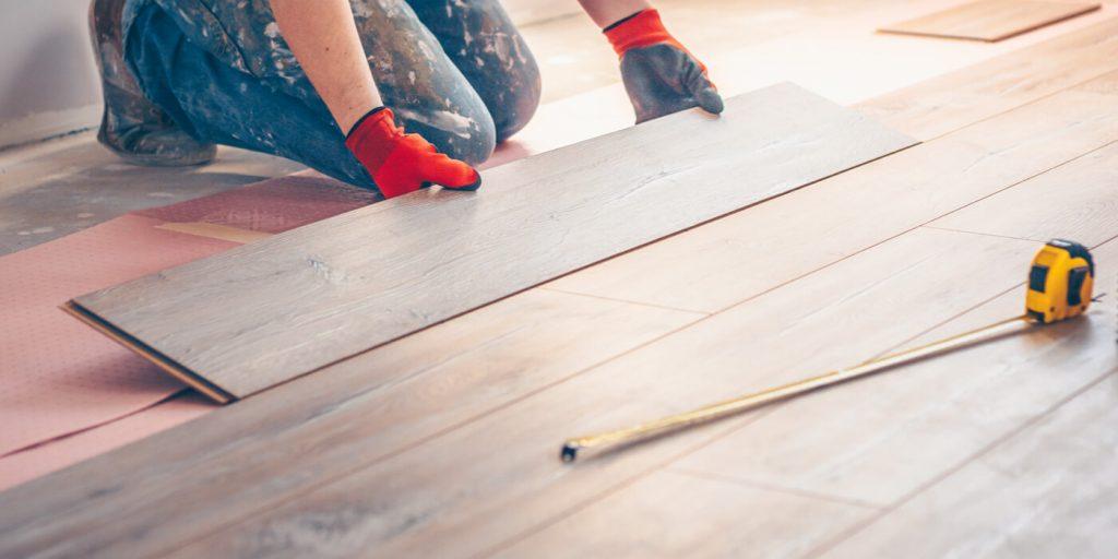 hardwood flooring installation in Miami, FL