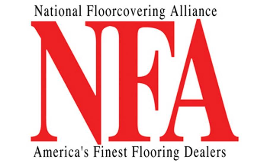 nfa logo | Dolphin Carpet & Tile