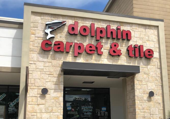 Showroom | Dolphin Carpet & Tile