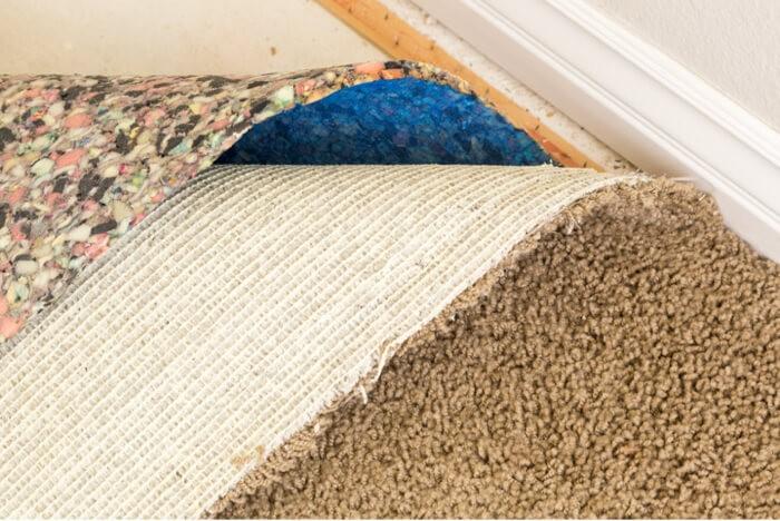 carpet backing   Dolphin Carpet & Tile