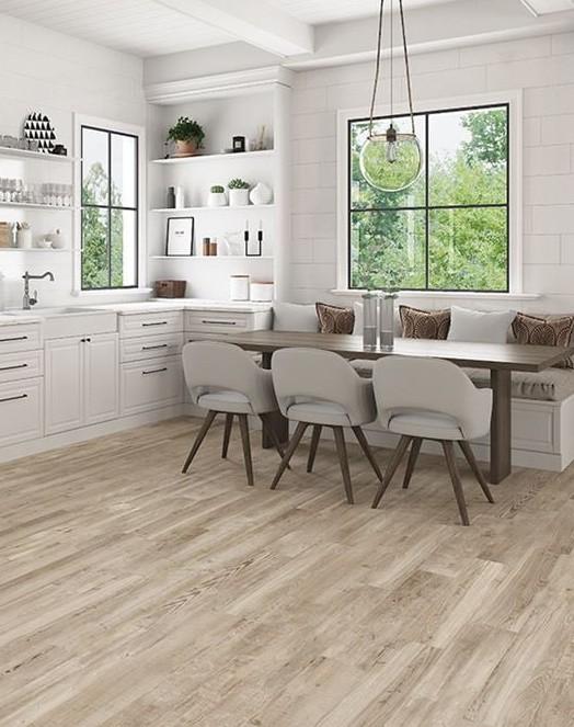 tile flooring in the kitchen | Dolphin Carpet & Tile