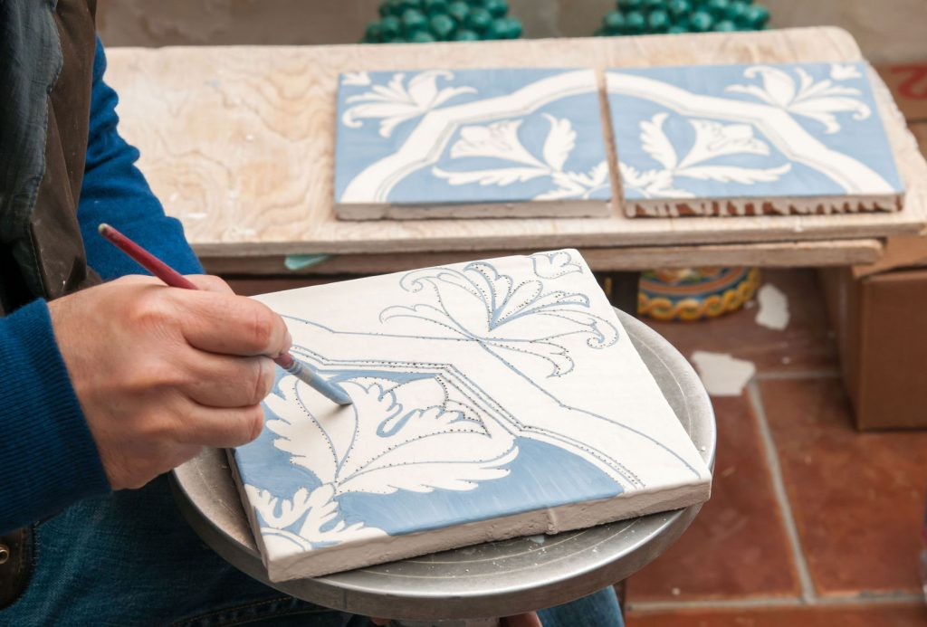 tile-how-its-made   Dolphin Carpet & Tile