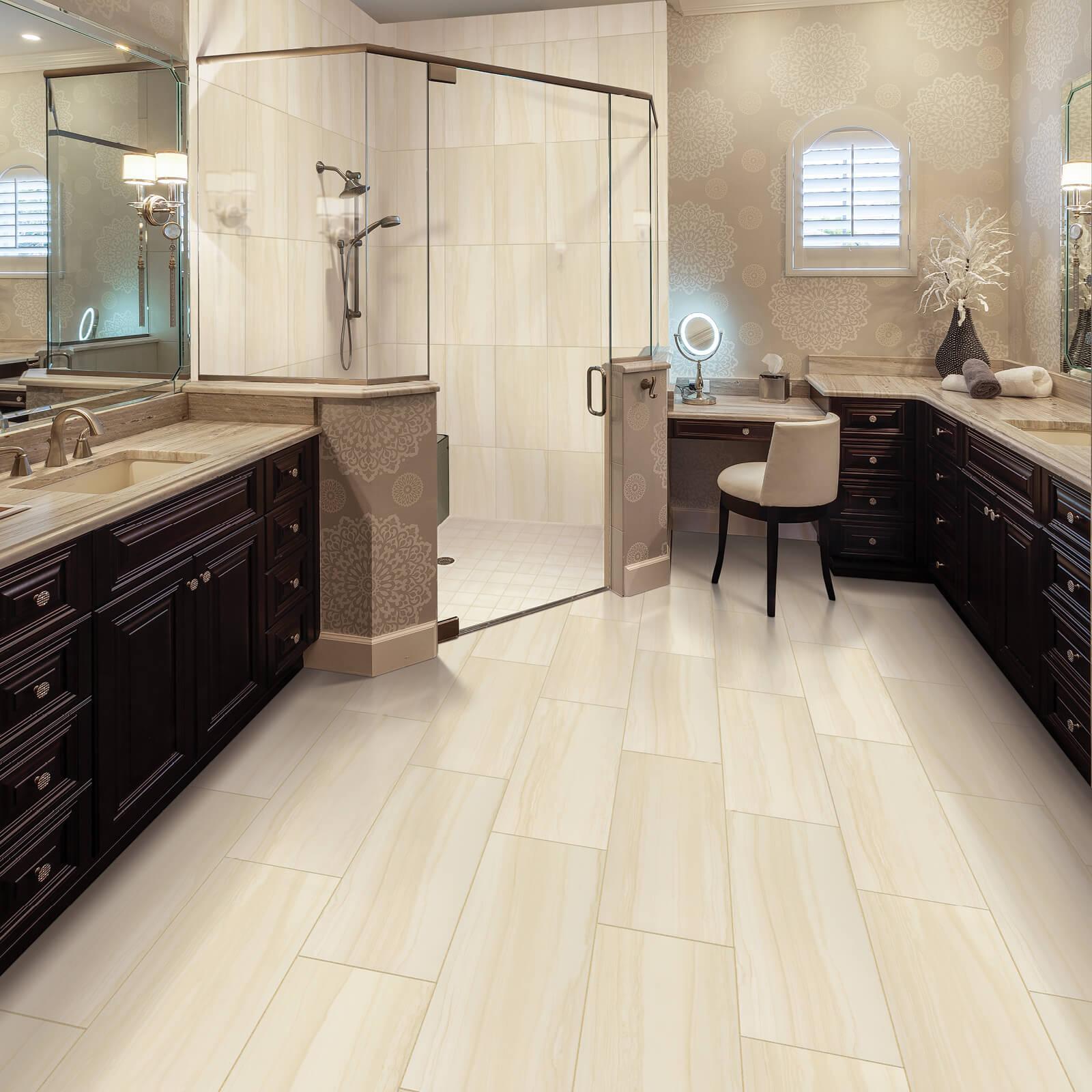 Beaubridge Arctic White Tile | Dolphin Carpet & Tile