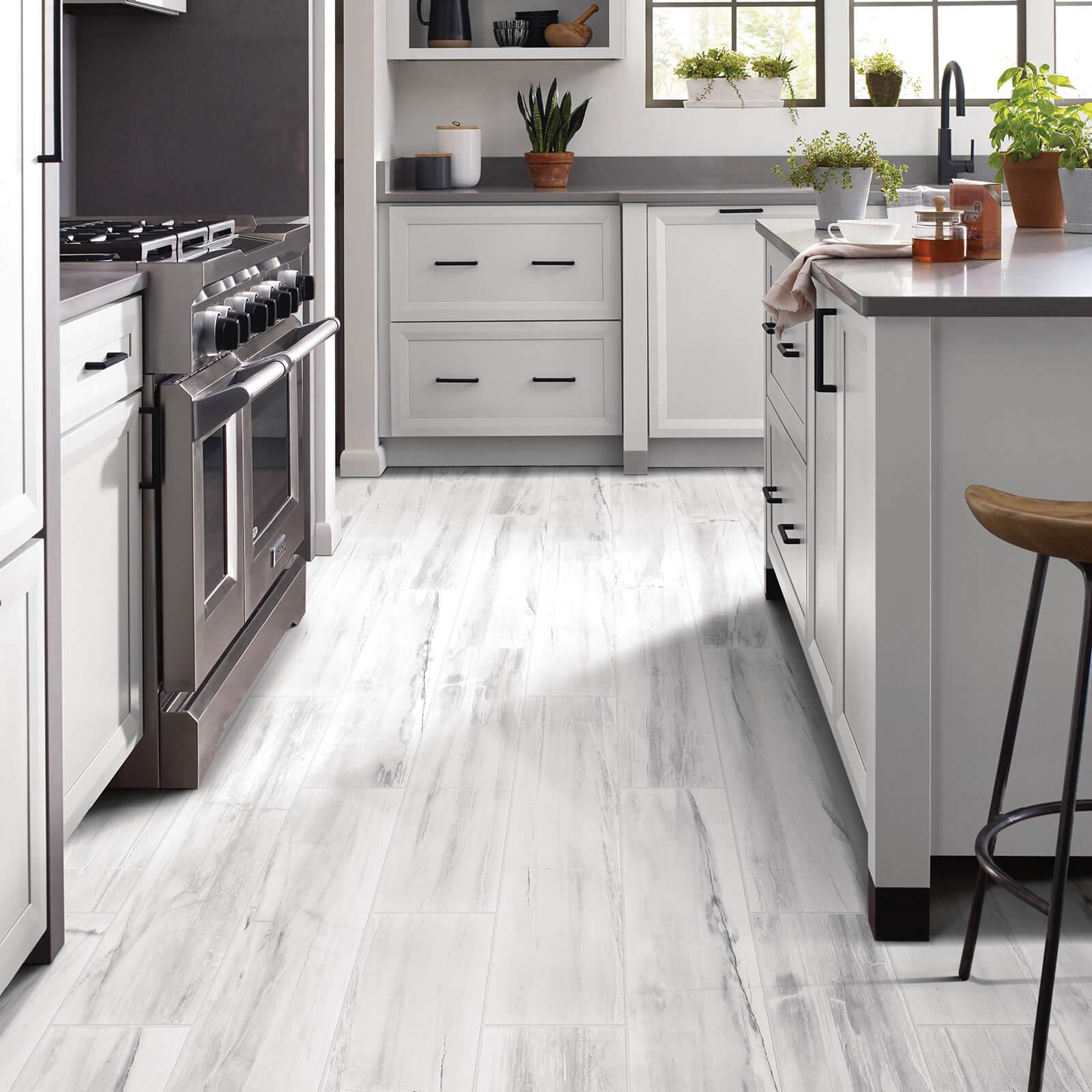 Kitchen interior design | Dolphin Carpet & Tile