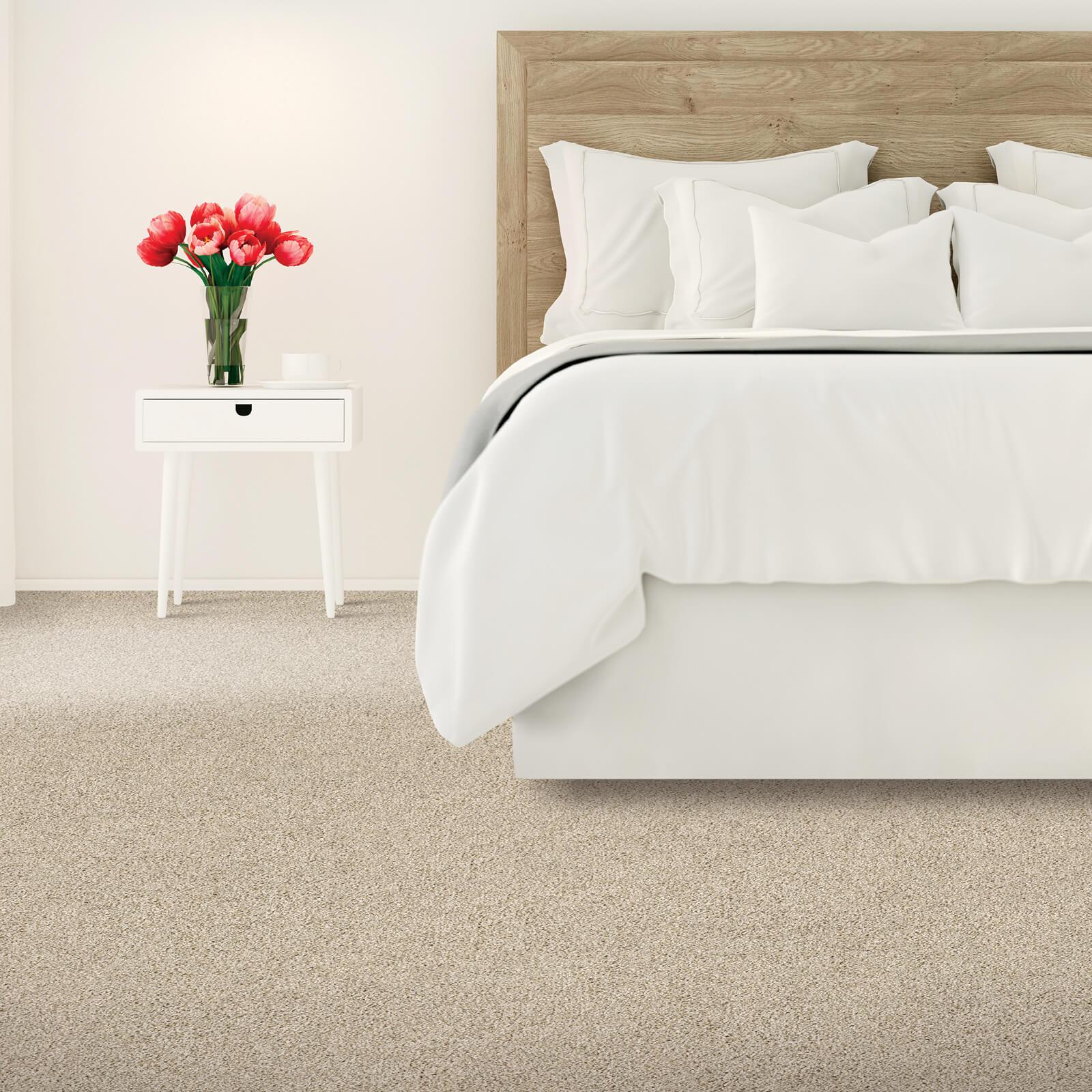 Bedroom carpet flooring | Dolphin Carpet & Tile