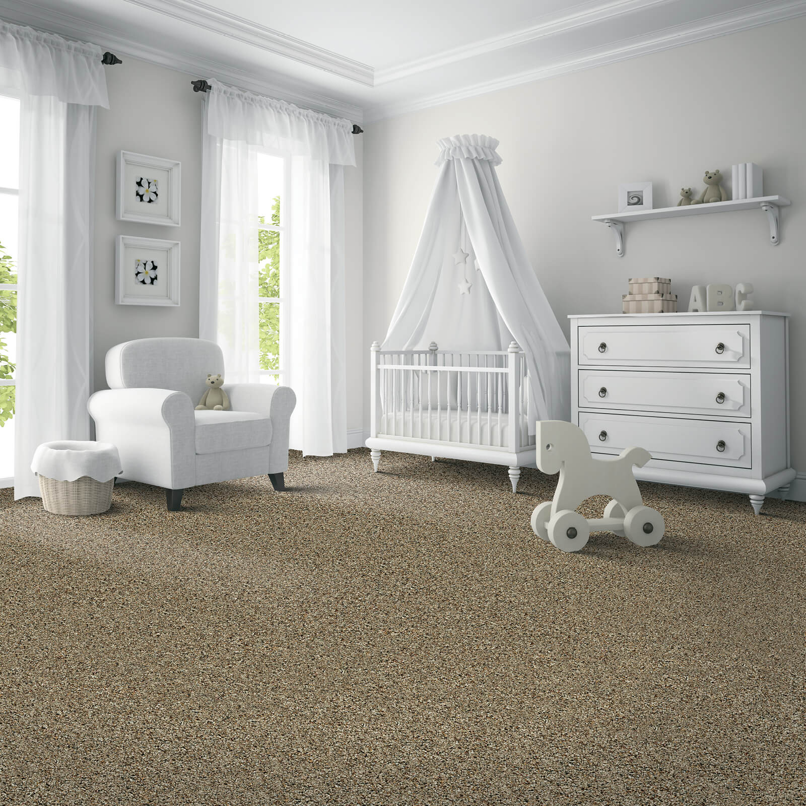 Kids room carpet | Dolphin Carpet & Tile