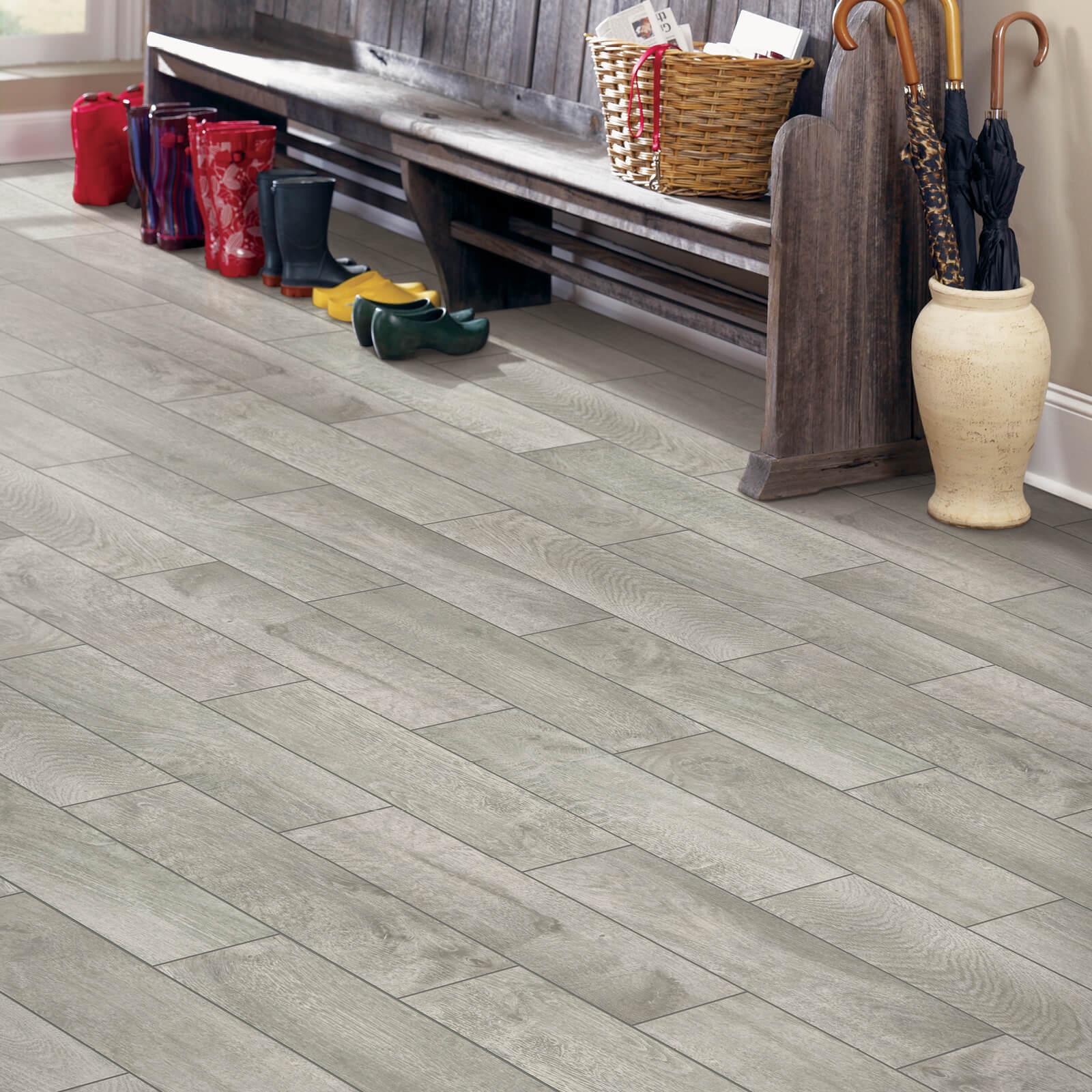 Madison Creek Light Charcoal flooring | Dolphin Carpet & Tile