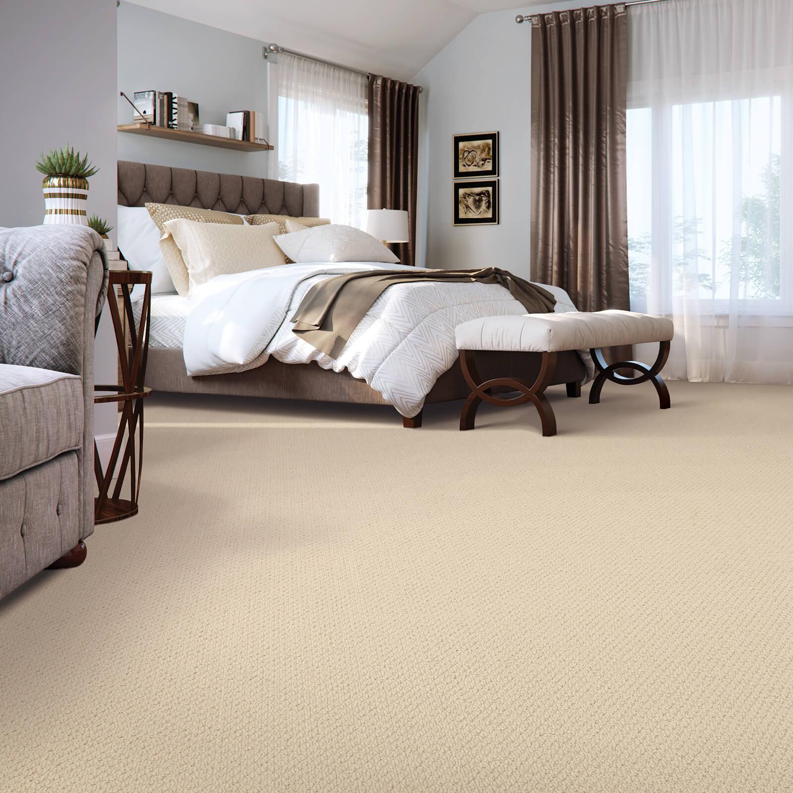 New carpet for bedroom | Dolphin Carpet & Tile