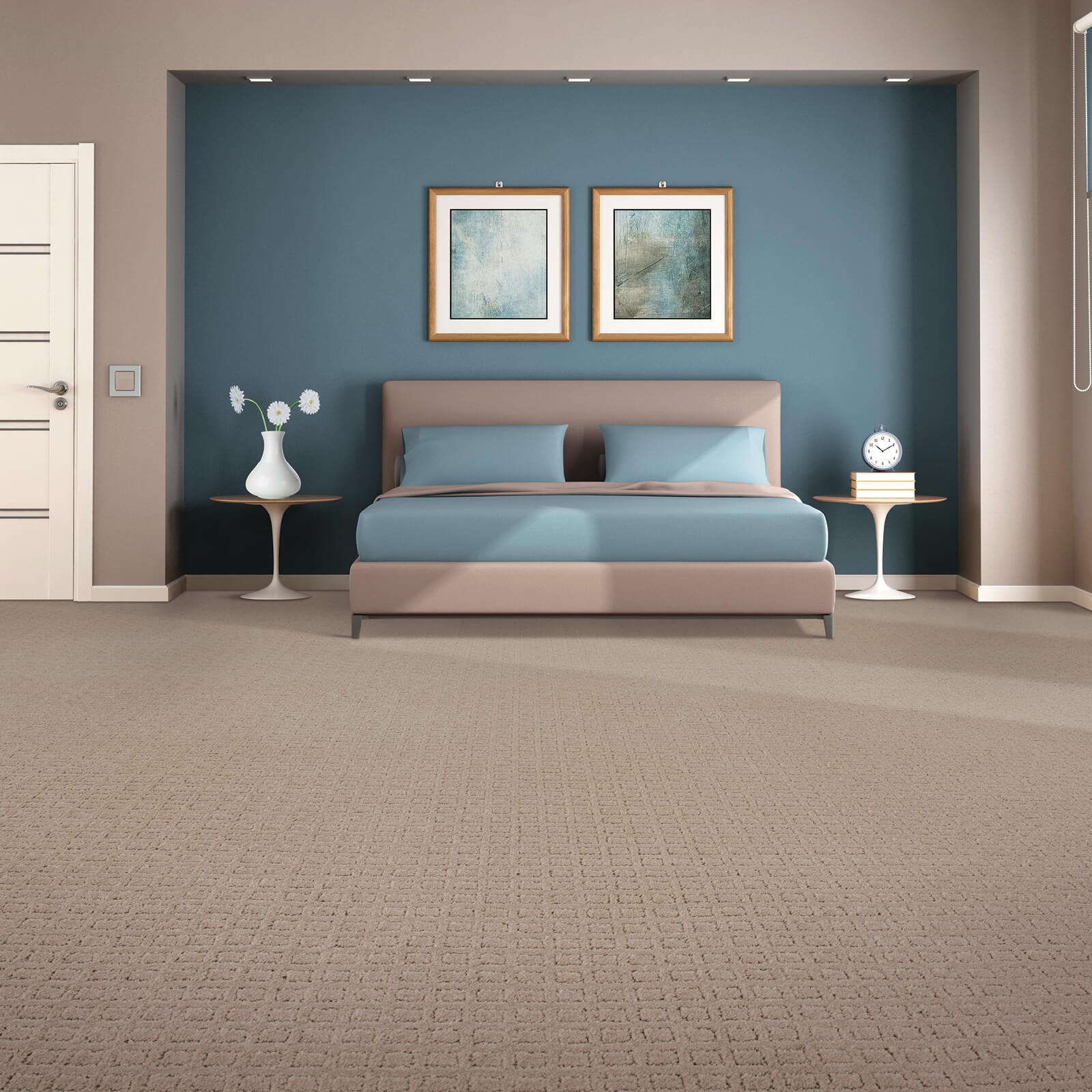 Traditional beauty of floor | Dolphin Carpet & Tile