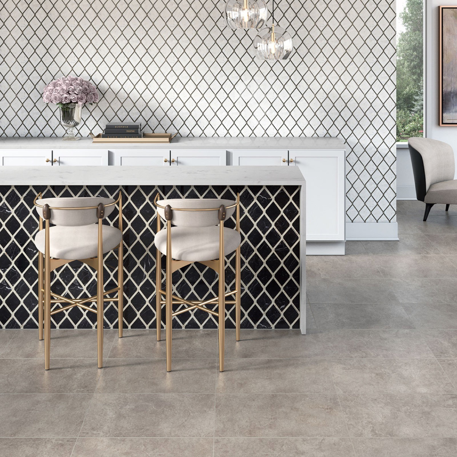 daltile stone flooring   Dolphin Carpet & Tile