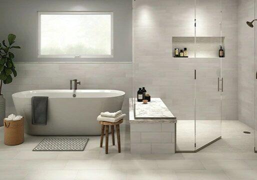 marazzi tile in bathroom
