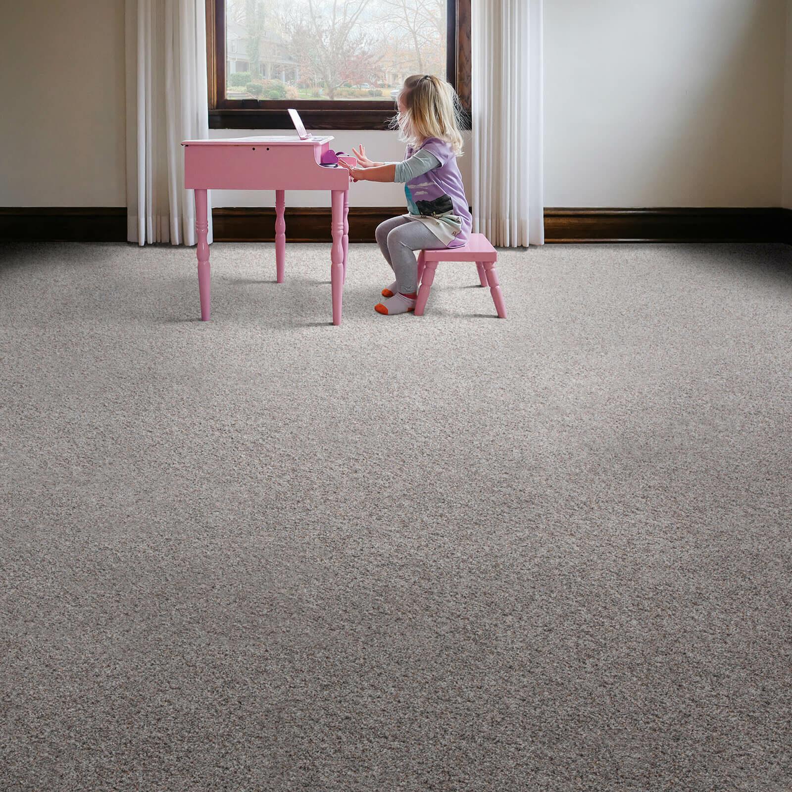 Grey Carpet | Dolphin Carpet & Tile